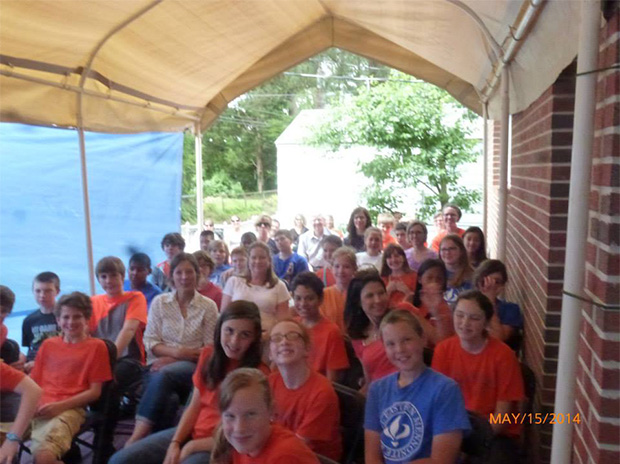 Classroom Students from NJ and Brisbin, Pa.jpg